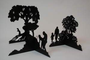 Hansel&Gretel (black forest version). Emma Bolland (2007).