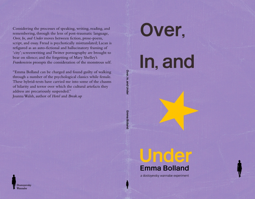Over In and Under - Full COver